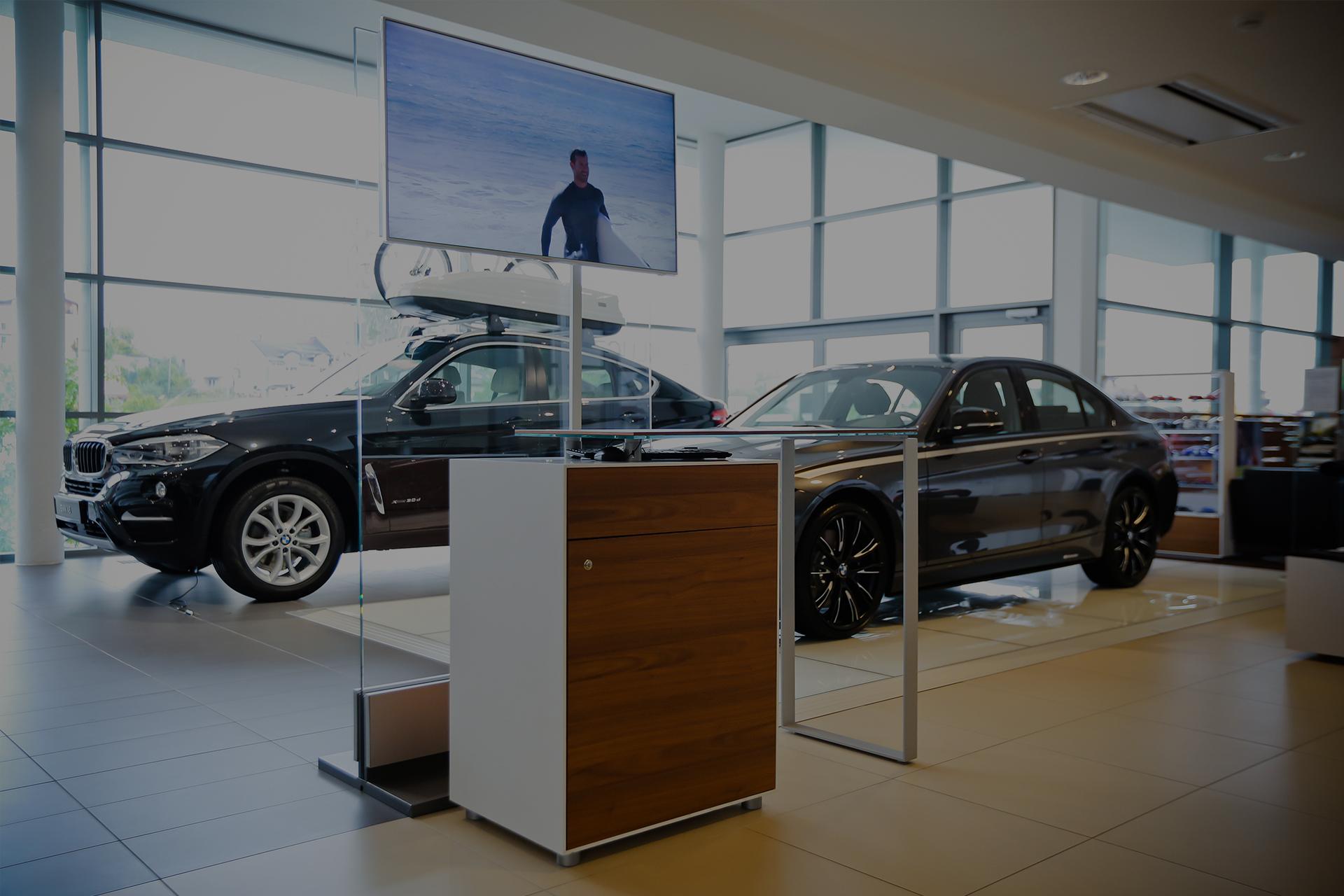 BMW ZDUNEK - GDYNIA
