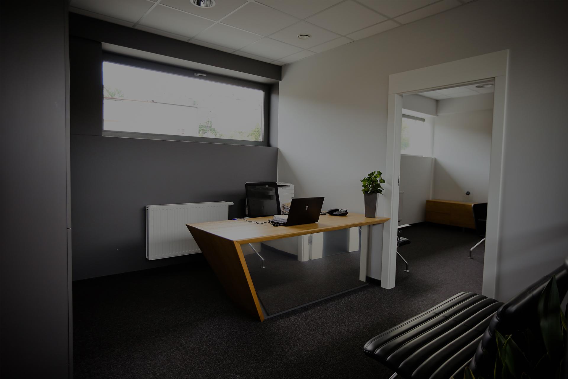 Przestrzeń biurowa BMW ZDUNEK